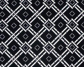 NEW from Dena Designs, Chinoiserie Chic, Espalier in Black,  yard