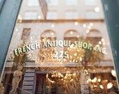 French Antique Shop 11x14 - Home Decor - Photography - New Orleans French Quarter