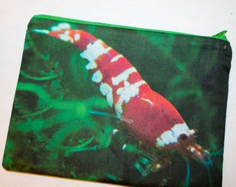 crystal red shrimp pouch