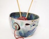 Special Edition Yarn Bowl - The Ocean - MADE TO ORDER