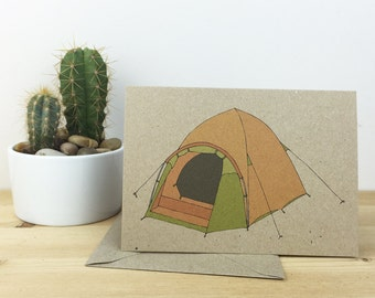 tent card no.2 (100% recycled)