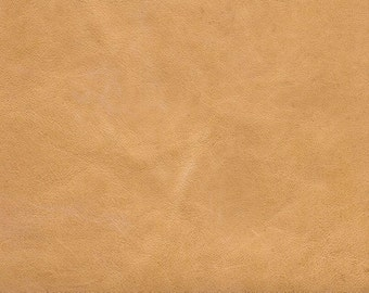 VACHETTA - Italian vegetable tanned lambskin - choose this leather for selected bags or purchase a swatch