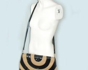 Vintage Diane Von Furstenberg Bullseye Handbag