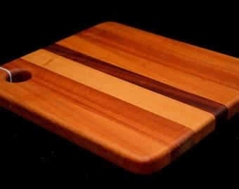 Medium Board - Mahogany, Cypress & Cepele