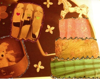 Cake Collage Card