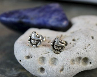 Adorable Elephant Post Earrings