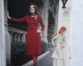 Vintage Butterick pattern 6099 misses dress & pants  Mary Quant London size 10 or size 16