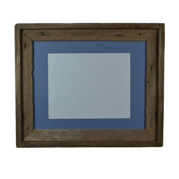 repurposed picture frame 11x14 with mat for 8x10 or 8x12. Black Bedroom Furniture Sets. Home Design Ideas