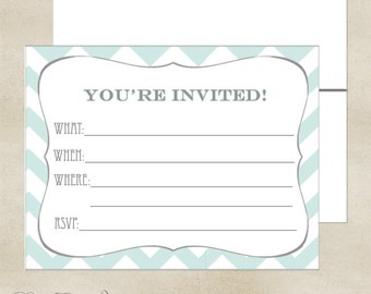 You're Invited — Just A Bunch Of Words