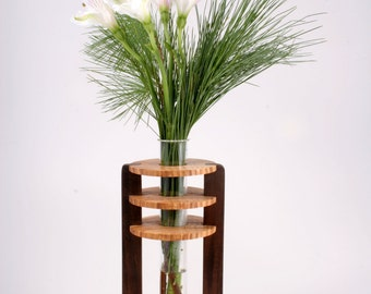 Art Deco Bud Vase