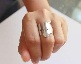 FOX ring (free shipping)