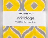 "SALE 5"" Charm Squares - MIXOLOGIE Moda Fabric by Studio M"