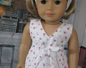 SALE Salina  Lilac Dress Outfit 18 inch Doll Clothes