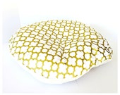 20% off Selected Styles!! NEWBORN LOUNGER BOPPY Cover / Zipper closure/ Golden cotton print with soft Flat minky / Great neutral gender gift