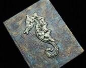 Seahorse Sketchbook Journal (Large)