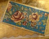 Vintage Florentine Italian Flower Box