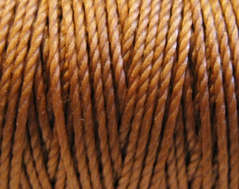 S-Lon Tex 400 Copper Multi Filament Cord 35 yard Spool