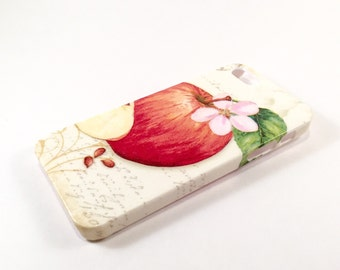 SALE!! Red Apple iPhone case - iPhone 5/5S case