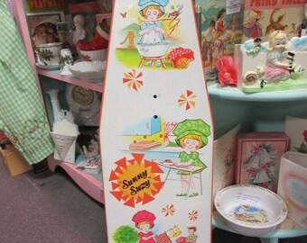 Wolverline sunny Suzy iron board