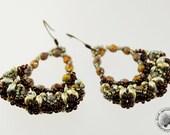 Natural Butterfly Effect Earrings