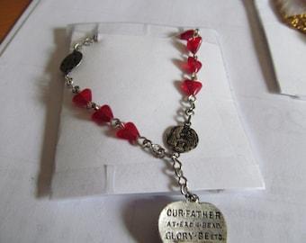 god heart necklace