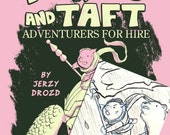 Pickles and Taft Artist Edition mini-comic