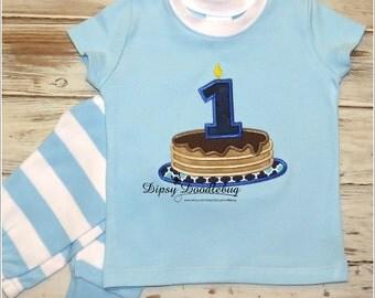 Pancakes and Pajamas Birthday Party - Boys Pancake Pajamas - Pancake and Pajama Party - Boys Pajamas - Pancake Pajamas - Birthday Pajamas