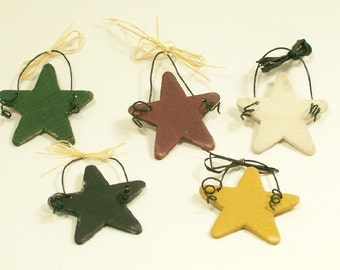 Star Hangers Americana 1:12 Dollhouse Miniature One Inch Scale Artisan