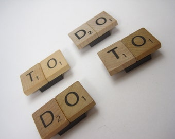 To Do Scrabble® Magnets