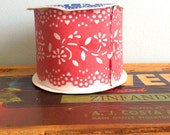 Lace Paper Ribbon 12 yard Roll
