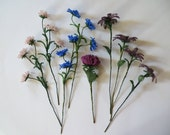 Make Your Own Bouquet - French Beaded Flowers