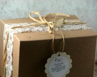 Elegant Rose Subscription Box - Pampering Bath Subscription Box, Skin Care Subscription Box
