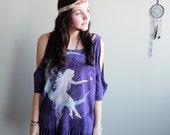 Fairy Moon Purple Tie Dye...