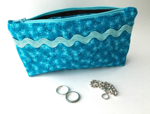 Jewelry storage bag anti tarnish organizer for Anti tarnish jewelry bags