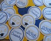 Graduation Party Decorations, Graduation Party Decor, Graduation Party TABLE CONFETTI, You Choose The Colors