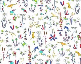 Liberty Fabric Theo A Tana Lawn One Yard