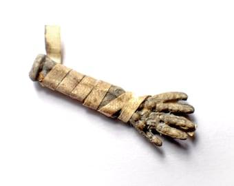 Miniature Mummy Hand