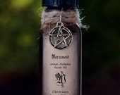 "WORMWOOD Old European ""Artisan Alchemist""™ Ritual Oil ~ ""Old Ways Witchery At Its Finest""™"