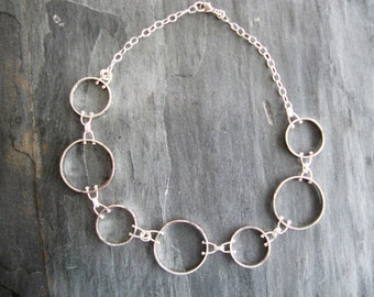 Bold and Unique Sterling Silver Chain