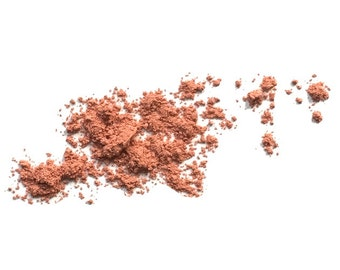 Melon - Bright Coral Mineral Blush - Mineral Makeup