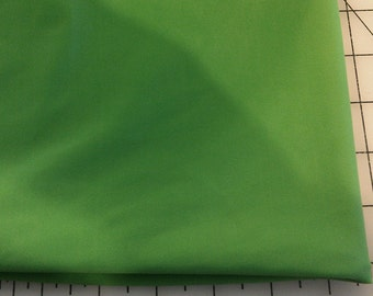 Lime Green Matte Spandex 3/4 yard...... camera is terrible..shadow on fabric