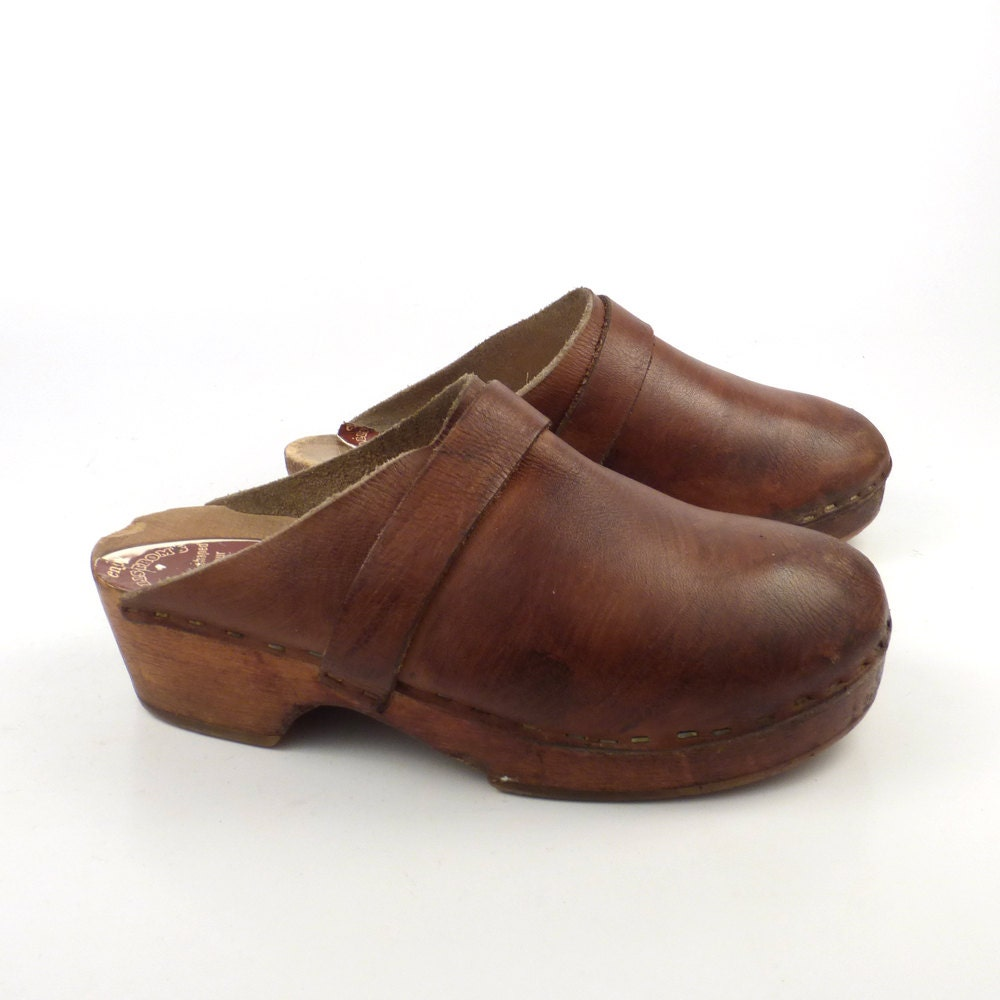 Chocolate Brown Vintage Shoes