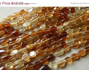 35% OFF Hessonite Garnet smooth bead