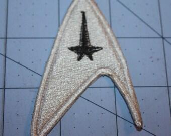 Star Trek Captain Iron on Patch