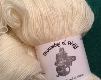 Mohair Mittens! Merino/Kid Mohair/Nylon SW sock weight yarn - 100 grams