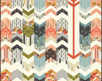 Nomad by Urban Chicks for Moda Quilt project sheet