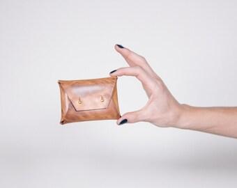 Waxed Wallet