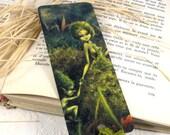 Sa Majesté des mousses - Laminated bookmark