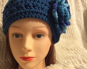 Crochet head band crochet ear warmer beatiful colors great gift