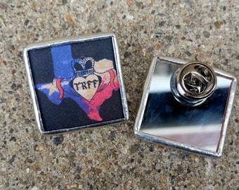 Texas Renaissance Festival Friends - Pin Back